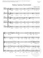 Psalmus Septimus Poenitentialis - Domine, exaudi orationem meam, auribus