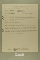 Message from George Two US Con to Director of Intelligence EUCOM, September 23, 1949