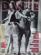 Dance Magazine, Vol. 63, no. 7, July, 1989