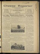Cheese Reporter, Vol. 61, no. 8, October 24, 1936