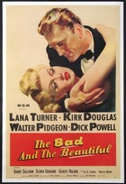 The Bad and the Beautiful (1952): Shooting script