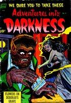 Adventures Into Darkness no. 9