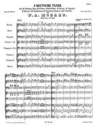 3 Deutsche Tänze, K. 605