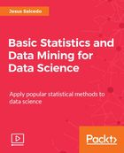 Basic Statistics and Data Mining for Data Science