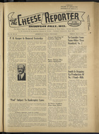 Cheese Reporter, Vol. 65, no. 36, Saturday, May 9, 1941