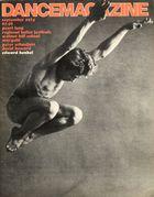 Dance Magazine, Vol. 48, no. 9, September, 1974