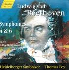 Beethoven: Symphonies Nos. 4 & 6