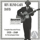 Reverend Blind Gary Davis: Complete Recorded Works in Chronological Order