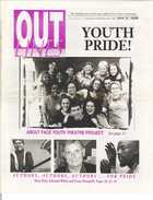 OUTLINES The Weekly Voice of the Gay, Lesbian, Bi & Trans Community Serving the Community Since 1987 June 21, 2000