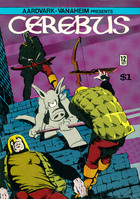 Cerebus the Aardvark, no. 12