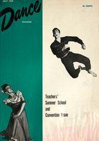 Dance Magazine, Vol. 23, no. 7, July, 1949