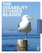 The Disability Studies Reader (Fifth Edition)