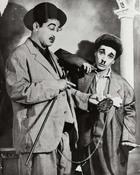 Photograph of Don Suave and Don Lalo (Leonardo García Astol).