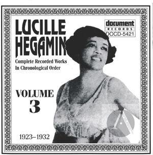 Lucille Hegamin Vol. 3 (1923-1932)
