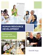 HUMAN RESOURCE DEVELOPMENT: Performance through Learning