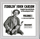 Fiddlin' John Carson: Complete Recorded Works In Chronological Order- Vol.1, c.14 June 1923- April 1924