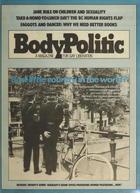 The Body Politic no. 53, June 1979