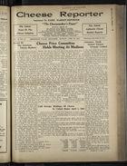 Cheese Reporter, Vol. 55, no. 32, Saturday, April 20, 1931