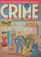 Crime Does Not Pay, Vol. 1 no. 60