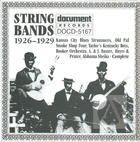 String Bands (1926-1929)