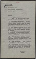 Documents Related to the Death of Kelso Cochrane, 1959