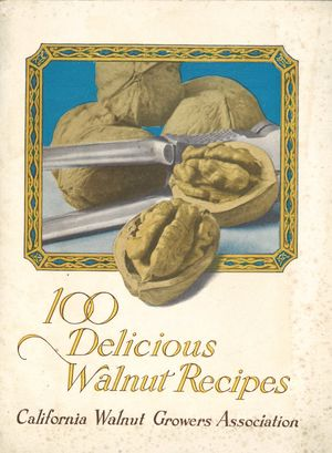 100 Delicious Walnut Recipes