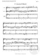 17. Aria in [E Minor], E Minor