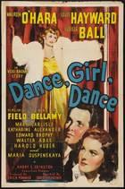 Dance, Girl, Dance (1940): Shooting script