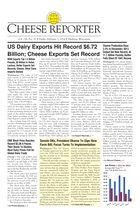 Cheese Reporter, Vol. 138, No. 33, Friday, February 7, 2014