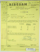 Airgram from U.S. Embassy in Bern to Representation U.S. Interest - Cuba re: Figures Concerning Red Cross Repatriation Flights, April 02, 1963