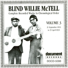 Blind Willie McTell Vol. 3 (1933-1935)