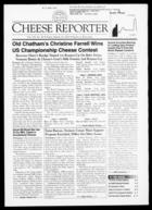 Cheese Reporter, Vol. 125, No. 36, Friday, March 16, 2001