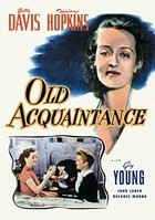 Old Acquaintance (1943): Shooting script