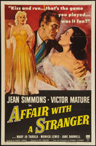 Affair With a Stranger (1953): Shooting script