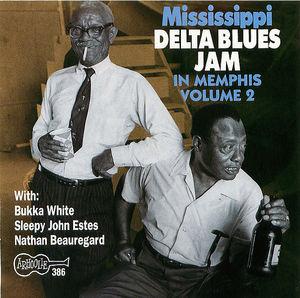 Mississippi Delta Blues Jam In Memphis, Vol.2