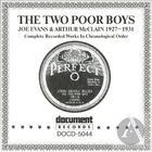 The Two Poor Boys - Joe Evans & Arthur McClain (1927-1931)