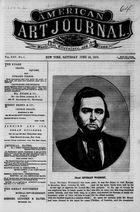 American Art Journal, Vol. 25, no. 5, June 10, 1876