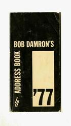 Bob Damron's Address Book '77