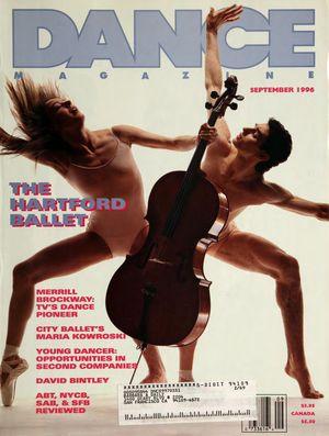 Dance Magazine, Vol. 70, no. 9, September, 1996