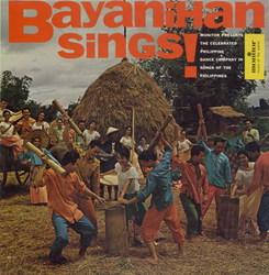Bayanihan Sings! Album art