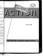 Action, vol. 2 no. 3, May 1946