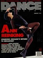 Dance Magazine, Vol. 71, no. 2, February, 1997