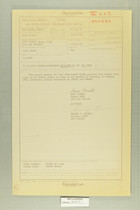 Alleged Israeli-Jordanian Violation of UAR Air Space, 20 October, 1960