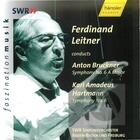 Bruckner: Symphony No. 6; Hartmann: Symphony No. 6
