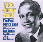 Little Jimmy Scott & The Paul Gayten Band: Regal Records Live In New Orleans