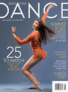 Dance Magazine, Vol. 87, no. 1, January, 2013