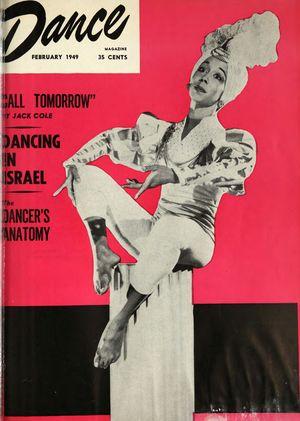 Dance Magazine, Vol. 23, no. 2, February, 1949