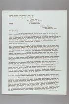 Letter from Elizabeth T. Halsey to Carrie Chapman Catt Memorial Fund, September 10, 1955