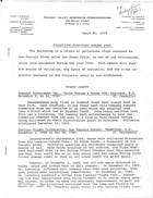 Report of Pollutions Corrected During 1969 and Pollutions Carried to 1970