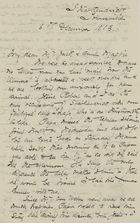 Letter from Ellie Love Macpherson to Robert and Maggie Jack, December 6, 1883